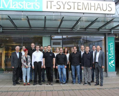 Masters IT-Systemhaus Burghausen Team